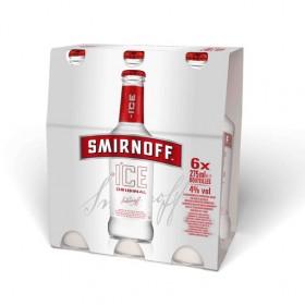 SMIRNOFF - SMIRNOFF ICE - ORIGINAL - BOISSON À BASE DE VODKA