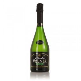 CHARLES VOLNER - BLANC DE BLANC - VIN EFFERVESCENT - DEMI SEC - ALC. 11,5% VOL