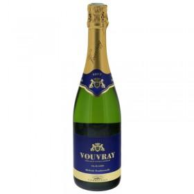 CLUB DES SOMMELIERS - VOUVRAY - BRUT - AOC - ALC. 12,5% VOL.