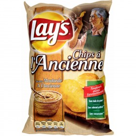 Chips Lay's à l'ancienne