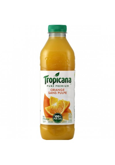 Tropicana -Pure jus d'orange