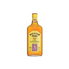 WILLIAM PEEL Scotch whisky 40% 70CL
