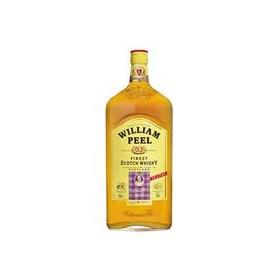 WILLIAM PEEL - SCOTCH WHISKY 40% 1L