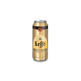 LEFFE - BIÈRE BLONDE - CANETTE - ALC. 6,6% VOL.50CL
